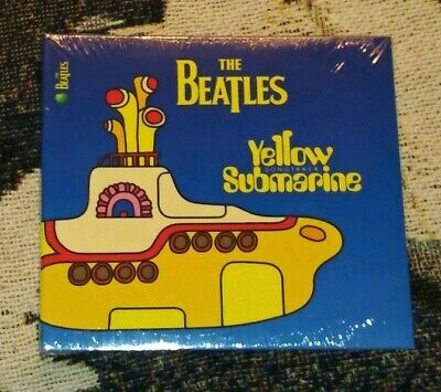 THE BEATLES - Yellow Submarine Soundtrack 2012 Remastered Stereo CD!