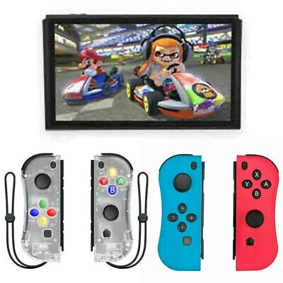Left & Right Joy-Con Game Controllers Gamepad Joypad Nintendo Switch Console New