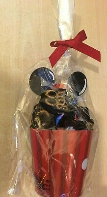 New Disney Parks Mickey Mouse Food Icon Cupcake Socks for Kids Size Youth Small