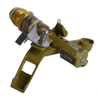 Garden Sprinkler Water Lawn Irrigation Durable Rotating Spray Nozzle Yard 6A
