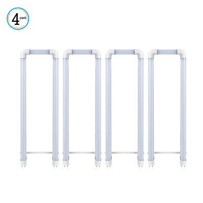 U-Bend G13 24 Wt Bi Pin LED Tube Light T8FB32 T12FB40 Fluorescent Replacement
