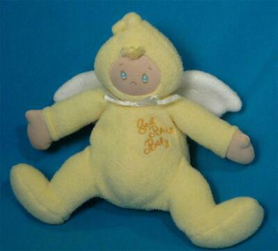 Baby Gund Bundle Blessings Angel Doll Lovey Yellow Stuffed Animal Soft Toy