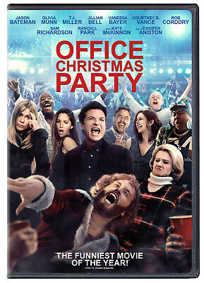 """Office Christmas Party (DVD) """"SEALED"""""""