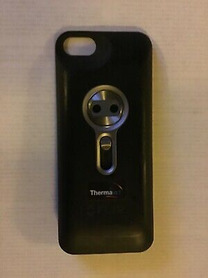 Flir One for IOS Thermal Imaging Camera Attachment iPhone 5 5s Black - 435-0001