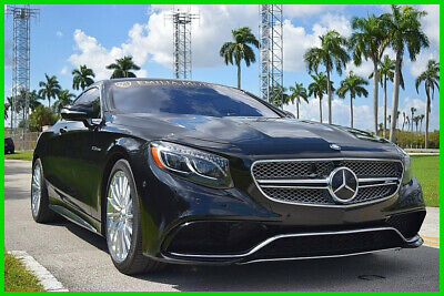 2015 Mercedes-Benz S-Class S 65 AMG® 2015 S 65 AMG Used Turbo 6L V12 36V Automatic RWD Coupe Premium