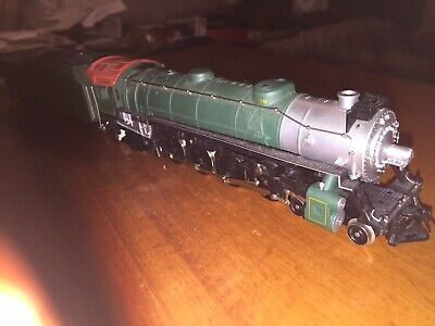 Southern Railway SR 4-8-2 HO Mountain Type Steam Locomotive #1490