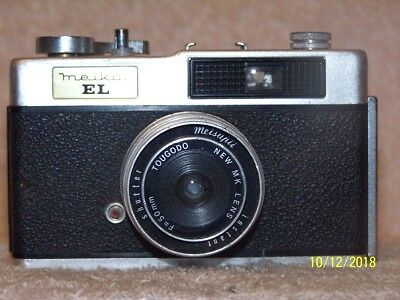 Meikai El, V.rare 35 Mm Viewfinder Camera---