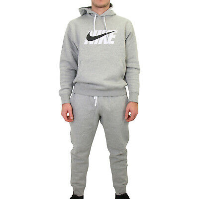HERREN NIKE jogginganzug TRAININGSANZUG sweatanzug fleece OPXZkiu
