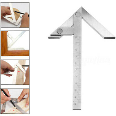 Centering Square Gaging Center Gauge Tool Round Bar Marking Finder High Quality