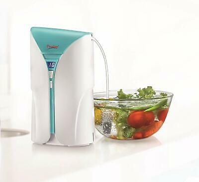 Clean Home Ozonizer Vegetables,Fruits,Lentils & Sea Food Purifier By Prestige