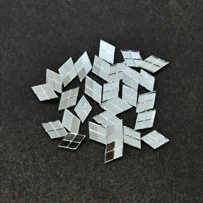 Shisha Mirrors for Embroidery and Craft Purpose Mosaic Tiles Deco Art 8 MM