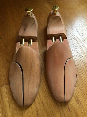 Cedar Wood Shoe Trees Mens Size 8/ 42