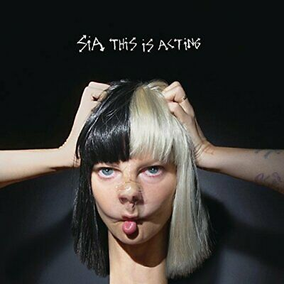 Sia-This Is Acting Cd New