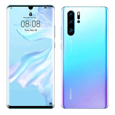 Huawei P30 Pro VOG-L29 Dual 8GB + 512GB Breathing Crystal ship from EU nuovo