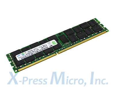 SAMSUNG 4G 8G 16G Memory Ram DDR3L PC3L-10600R 1333 Server ECC Registered UK Lot