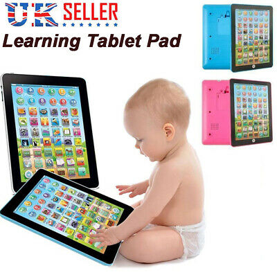 Baby Toddler Kids Educational Learning Tablet Toys 3-6 Years Educational iPad