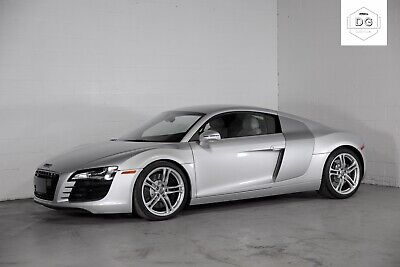 2008 Audi R8 4.2 (6-Speed Manual) 2008 Audi R8 4.2 // 6-Speed Manual // Only 24,556 miles