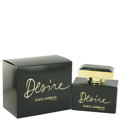 perfume mujer The One Desire Intense Dolce & Gabbana Eau De Parfum 2.5 oz women