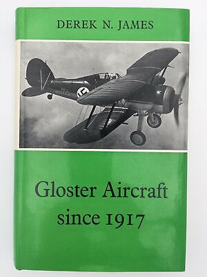Aviation. GLOSTER AIRCRAFT Since 1917