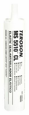 Loctite Clear Adhesive Sealant, 1-Part, Silane Modified Polymer, 300mL Cartridge