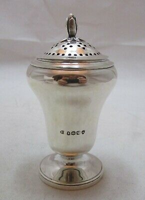 Antique Georgian Sterling silver pepper, 60 grams, Charles Fox, 1831