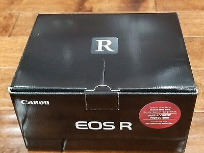 BRAND NEW Canon EOS R 30.3MP Mirrorless Digital Camera (Body Only) #3075C002