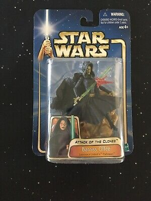 Star Wars Barriss Offee SAGA 2003 #12 Attack Of The Clones