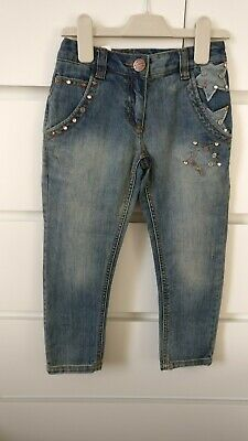 BNWT NEXT___jeans denim trousers girl age 6 yrs