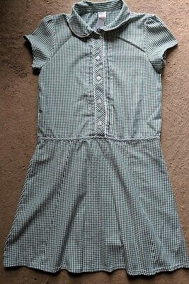 Girls Summer School Dress ..Age 10 ) 11 Years.. Excellent Condition..Non Smoking