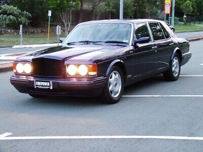 Bentley Brooklands Sedan