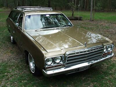 1978 Chrysler Cl  Regal Station Wagon V8 Collector Rare Firepower Classics