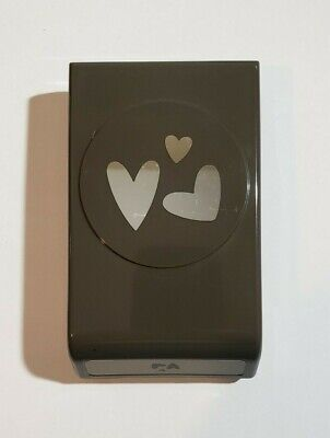 Stampin Up Three Hearts Punches Paper Punch