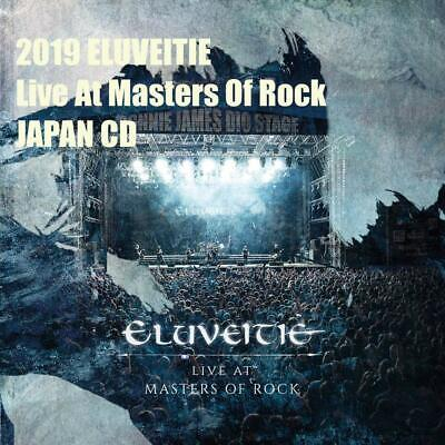 2019 ELUVEITIE Live At Masters Of Rock JAPAN CD