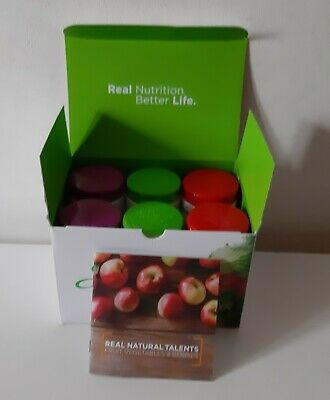 Juice plus capsules 6 x 120, Berry, Fruit and Veg, date  2022 sealed