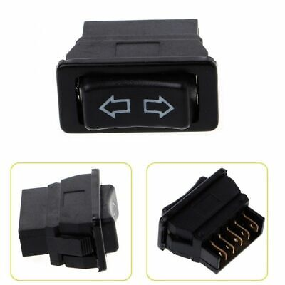 Black Universal Plastic 12V 20A Car Window Switch Controller Button Auto Power