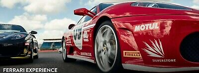 Silverstone Ferrari Driving Experience For 2 People Valid 7 Months