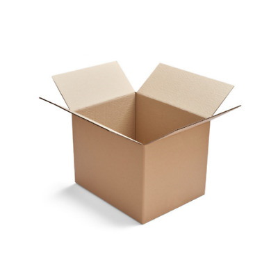 1 Double Wall Cardboard Box 9 inches x 6 x 6