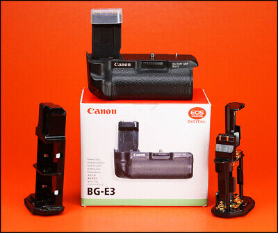 Canon BG-E3 Battery Grip for Canon EOS 350D / 400D With Box