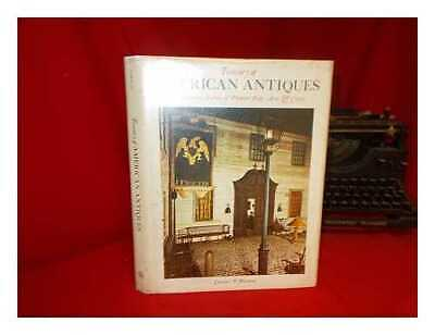 Treasury of American antiques : a pictorial survey of popular folk arts & crafts