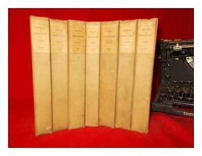 The works of Michel de Montaigne : with notes, life and letters - 7 Volumes