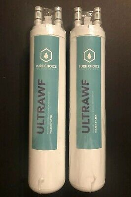 2 pack Pure Choice ULTRAWF Water Filter **NEW SEALED**