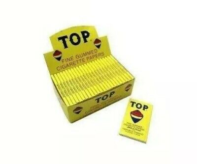 Top Cigarette Rolling Papers 1pk  /100papers
