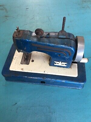 TOY CHILD'S SEWING MACHINE CASIGE MADE IN West GERMANY 1950's