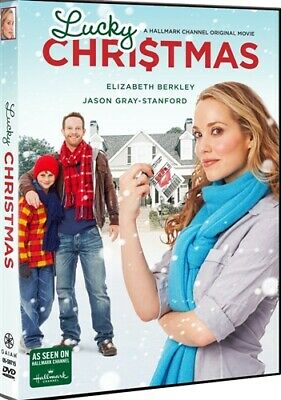 LUCKY CHRISTMAS New Sealed DVD Hallmark Channel
