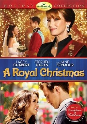 A ROYAL CHRISTMAS New Sealed DVD Hallmark Channel