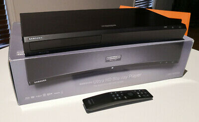 Samsung UBD-M9500 4K Blu-ray Player Used