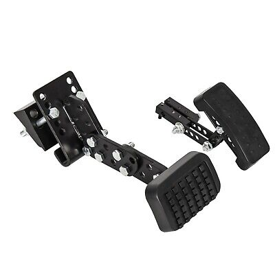 Universal Gas and Brake Pedal Extenders for Cars, Go Kart, Ride on Toys