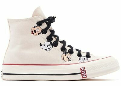 KITH X DISNEY Converse Chuck Taylor Mickey Mouse Shoes Mens