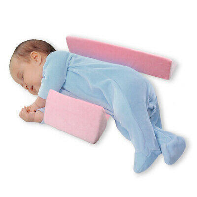 Baby Side Pillow Sleeping With Sponge Foam Anti-Spitting Milk Newborn Infant