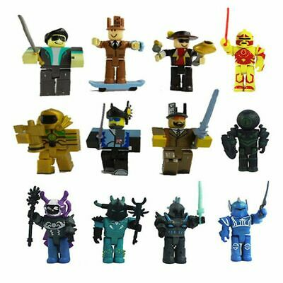 Roblox Figures 12PCS/Set PVC Game Roblox Toy Mini Kids Best Christmas Gift